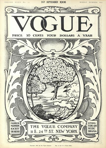 Issue: - September 10 1908 | Vogue