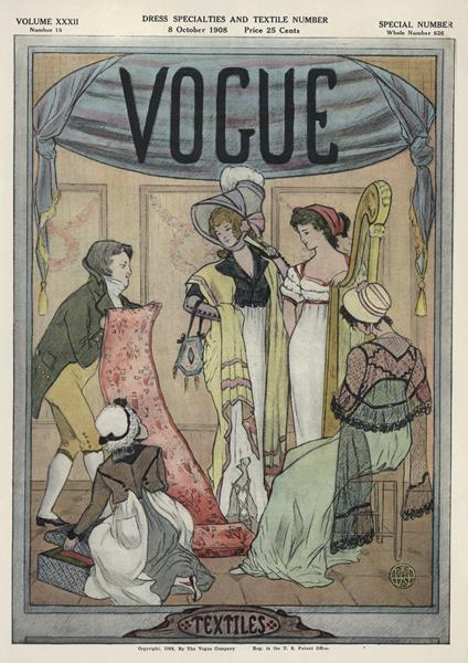 Issue: - October 8 1908 | Vogue