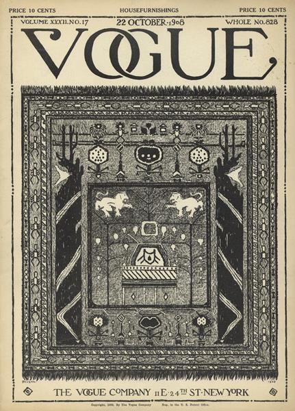Issue: - October 22 1908 | Vogue