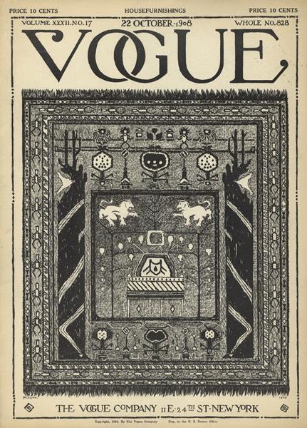 Issue: - October 22 1908 | Vogue
