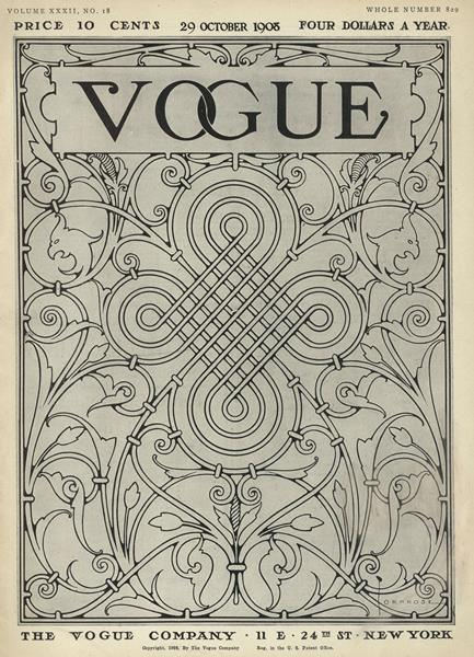 Issue: - October 29 1908 | Vogue
