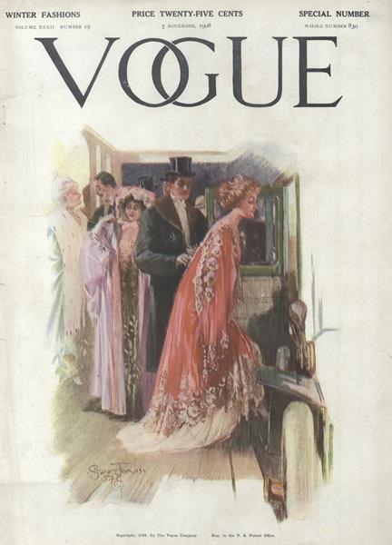 Issue: - November 5 1908 | Vogue