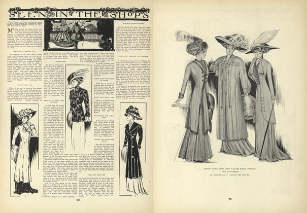 Article Preview: Seen in the Shops, November 26 1908 | Vogue