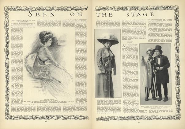 Article Preview: Seen on the Stage, November 26 1908 | Vogue