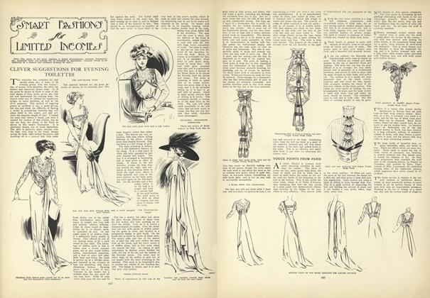 Article Preview: Smart Fashions for Limited Incomes, December 10 1908 | Vogue