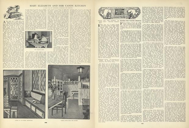 Article Preview: Books for Young People, December 10 1908 | Vogue