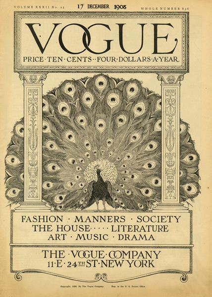Issue: - December 17 1908 | Vogue