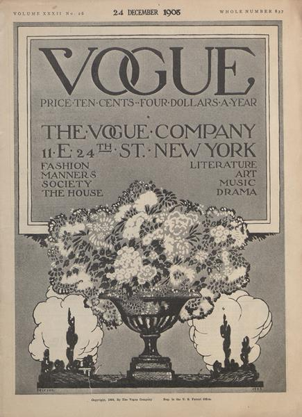 Issue: - December 24 1908 | Vogue