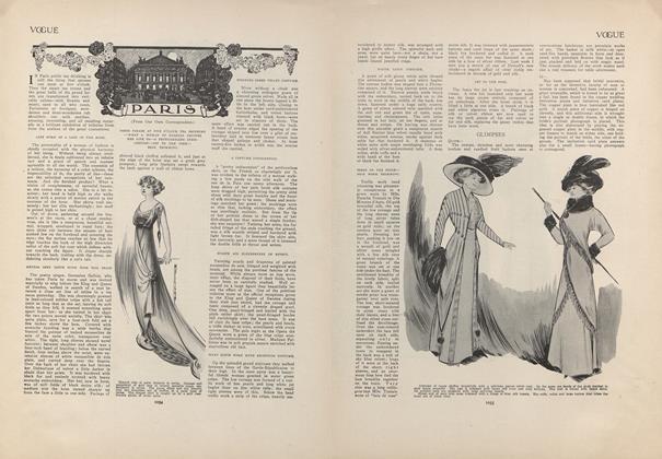 Article Preview: Paris, December 24 1908 | Vogue