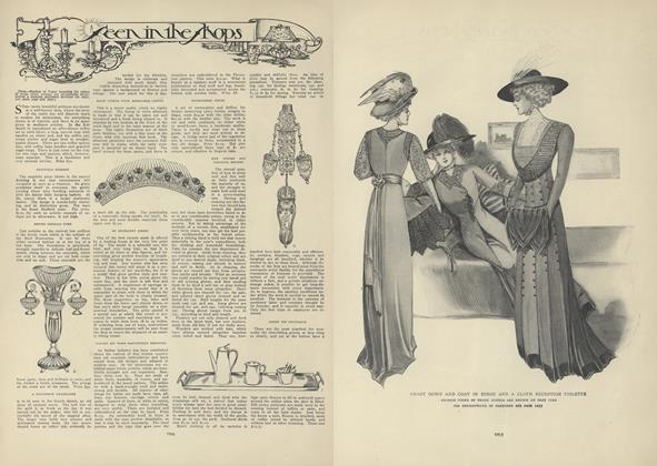 Article Preview: Seen in the Shops, December 31 1908 | Vogue