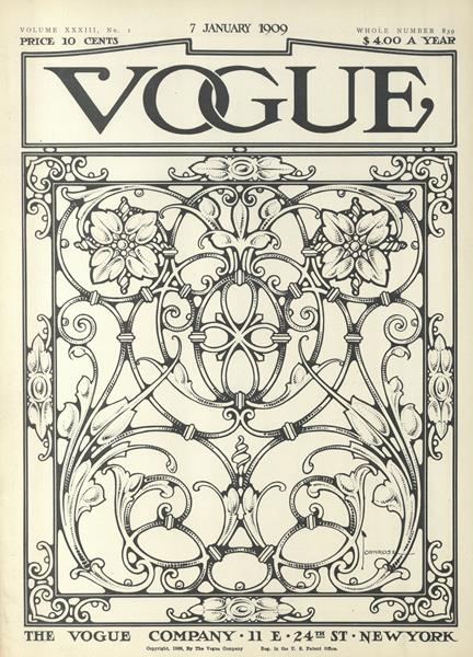 Issue: - January 7 1909 | Vogue