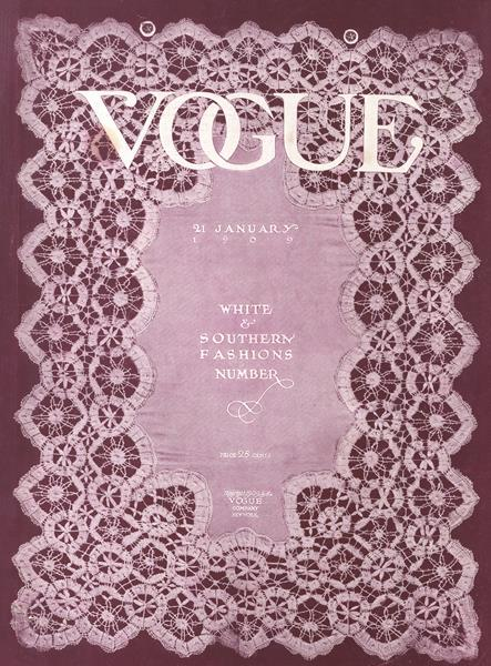 Issue: - January 21 1909 | Vogue