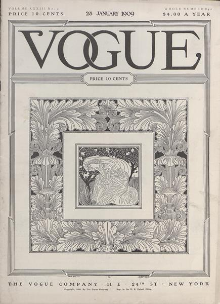 Issue: - January 28 1909 | Vogue