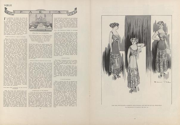 Article Preview: Paris (From Our Own Correspondent), January 28 1909 | Vogue
