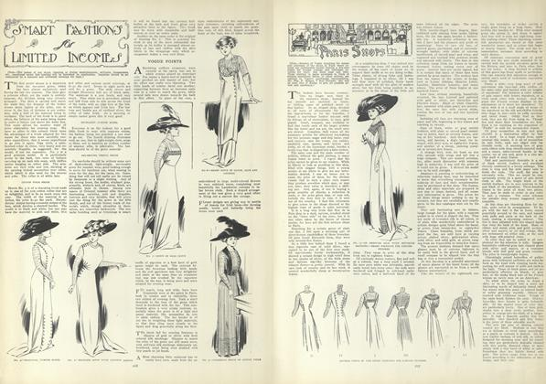 Article Preview: Paris Shops, February 11 1909 | Vogue