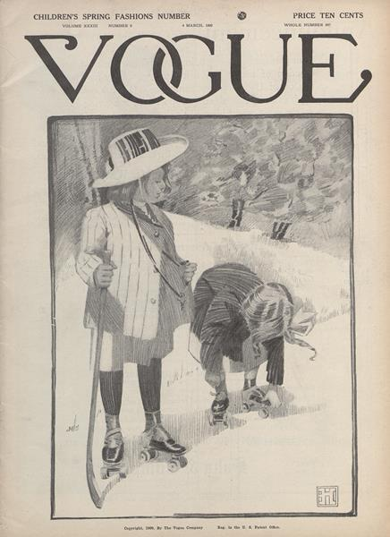 Issue: - March 4 1909 | Vogue