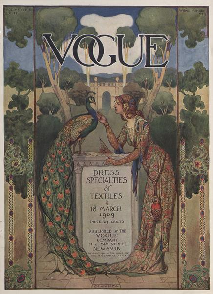 Issue: - March 18 1909 | Vogue