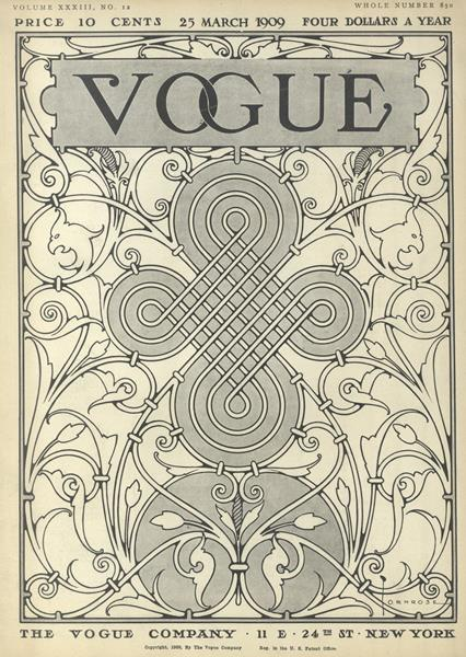 Issue: - March 25 1909 | Vogue