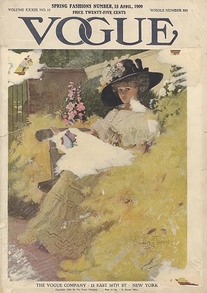 Issue: - April 15 1909 | Vogue