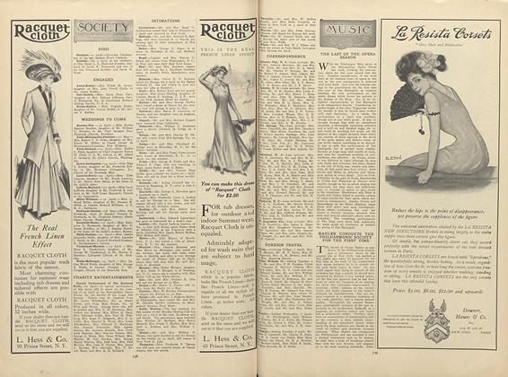 Article Preview: , April 15 1909 | Vogue
