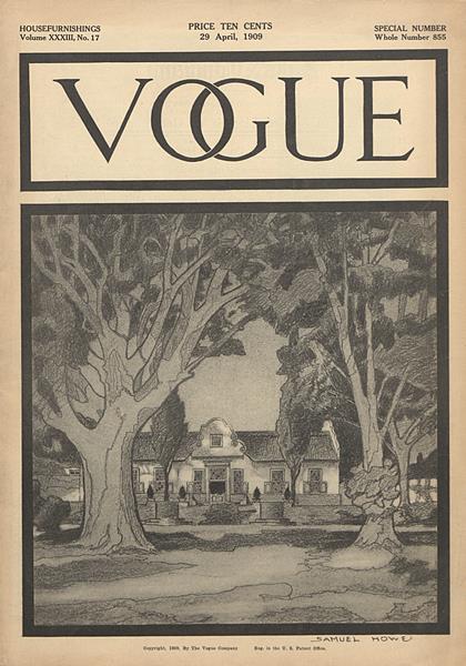 Issue: - April 29 1909 | Vogue