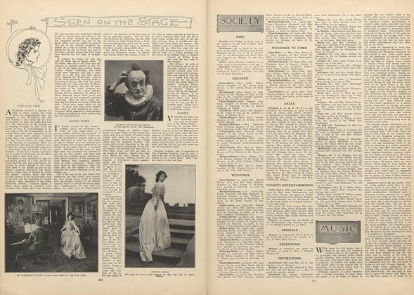 Article Preview: Society, April 29 1909 | Vogue