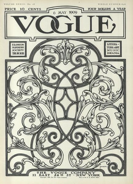 Issue: - May 6 1909 | Vogue