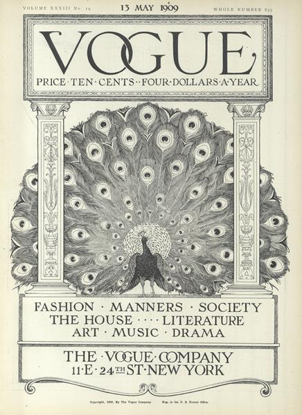 Issue: - May 13 1909 | Vogue