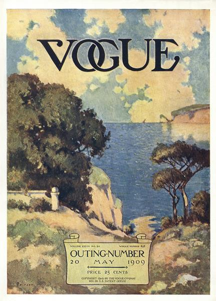 Issue: - May 20 1909 | Vogue