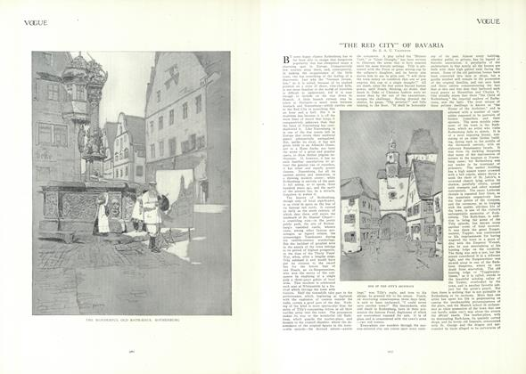"Article Preview: ""The Red City"" of Bavaria, May 20 1909 
