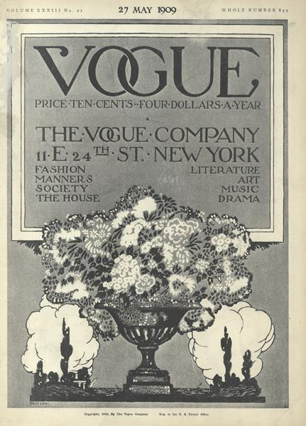 Issue: - May 27 1909 | Vogue