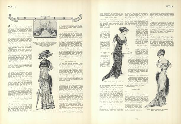Article Preview: Paris, May 27 1909 | Vogue
