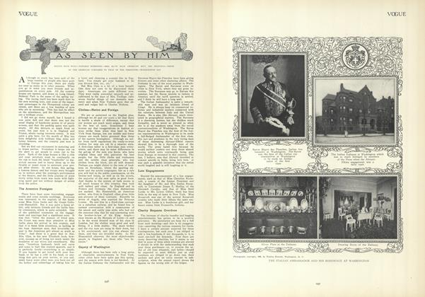 Article Preview: As Seen by Him, May 27 1909 | Vogue