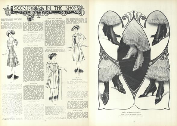 Article Preview: Seen in the Shops, June 10 1909 | Vogue