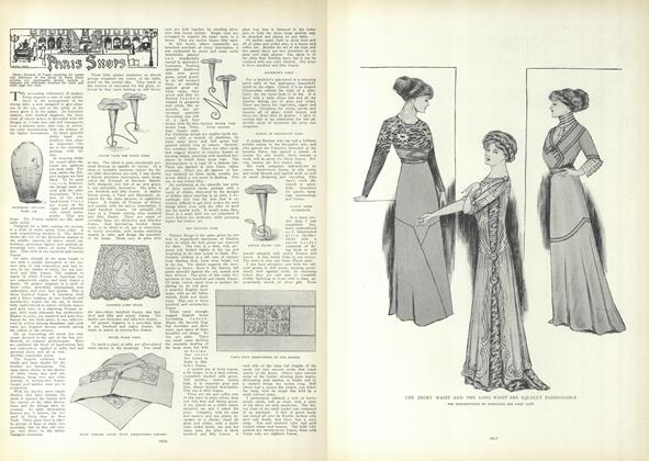 Article Preview: Paris Shops, June 10 1909 | Vogue