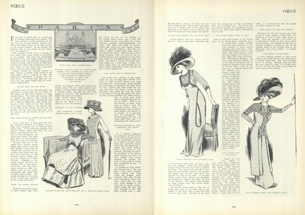 Article Preview: Paris, June 17 1909 | Vogue