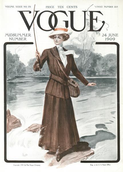 Issue: - June 24 1909 | Vogue