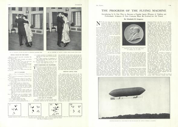 Article Preview: The Progress of the Flying Machine, June 24 1909 | Vogue