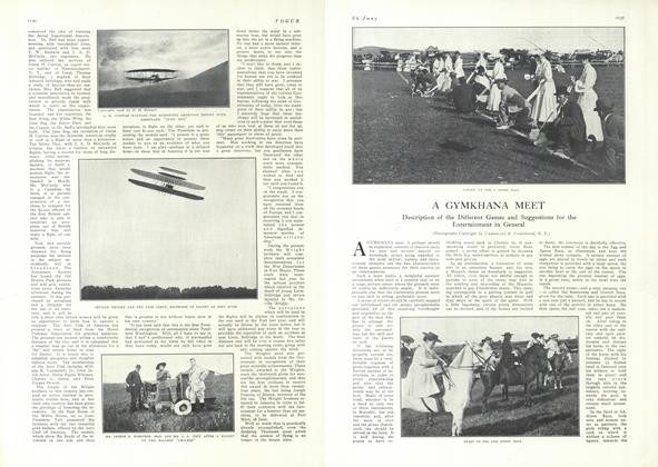 Article Preview: A Gymkhana Meet, June 24 1909 | Vogue