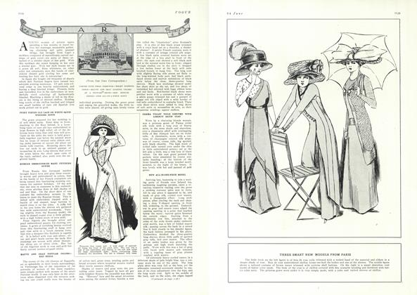 Article Preview: Paris, June 24 1909 | Vogue