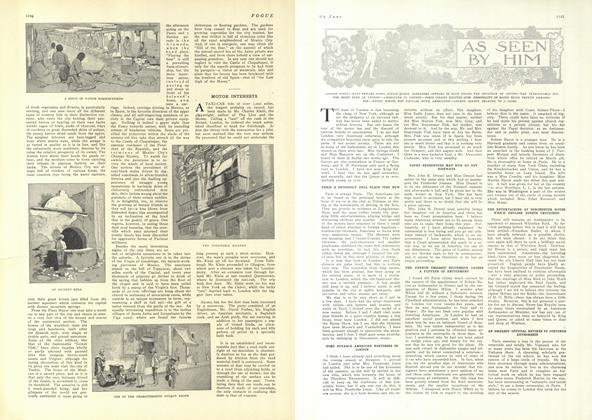 Article Preview: As Seen by Him, June 24 1909 | Vogue