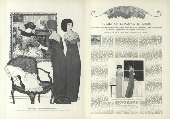 Ideals of Elegance in Dress