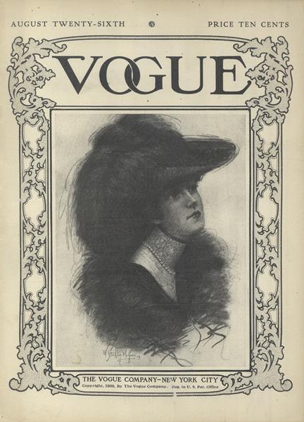 Issue: - August 26 1909 | Vogue