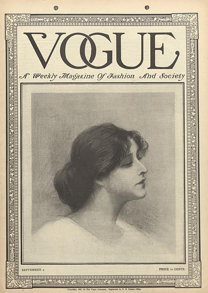 Issue: - September 4 1909 | Vogue