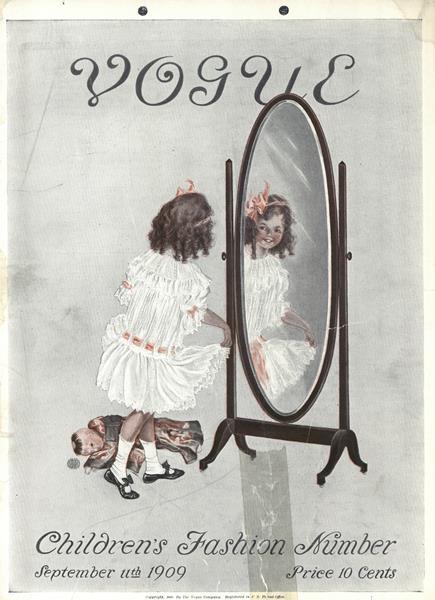 Issue: - September 11 1909   Vogue