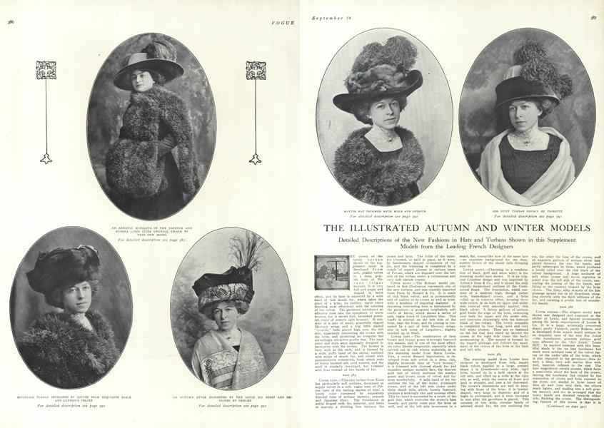 The Illustrated Autumn and Winter Models