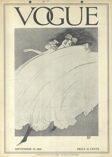 Issue: - September 25 1909 | Vogue
