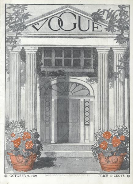 Issue: - October 9 1909 | Vogue