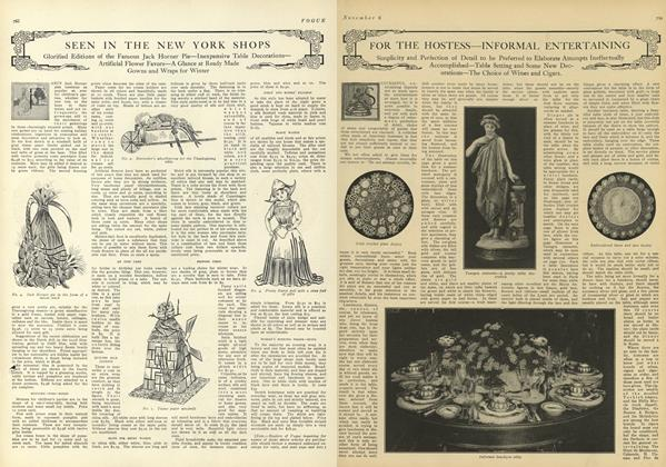 Article Preview: Seen in the New York Shops, November 6 1909 | Vogue