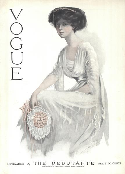 Issue: - November 20 1909 | Vogue